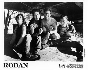 Rodan - Rusty