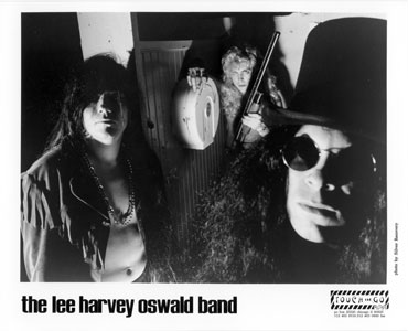 The Lee Harvey Oswald Band