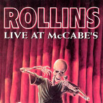 Live at Mccabe's- Spoken Word Live '90 | Henry Rollins