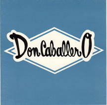 Our Caballero | Don Caballero